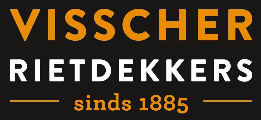 Logo Visscher Rietdekkers